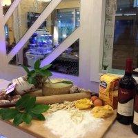 Dîner-buffet romagnole