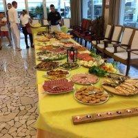 Buffet per cena Romagnola