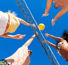 Vacances et sport
